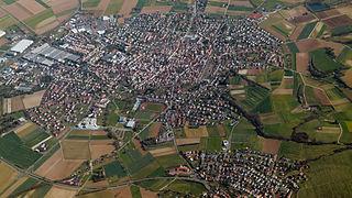 Großostheim,  Bavaria, Germany