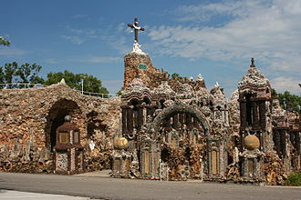 West Bend, Iowa - Grotto of the Redemption