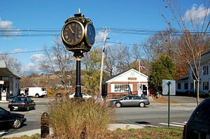 Groveland, Massachusetts - Post office