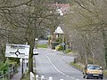 Groveley Road B4096 near the junction with the B4120 - geograph.org.uk - 759924.jpg