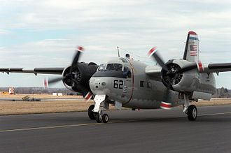 Grumman C-1 Trader - Grumman C-1 at Willow Grove