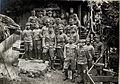 Gruppenbild, Kommando Oberst JANECKA, Cost alta. Aufgenommen im Mai 1916. (BildID 15534063).jpg