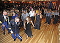 Guests dance, during the celebration, of the 149th Annual Regimental Signal Ball, at the Fort Gordon Club, in Fort Gordon, Ga., June 26, 2009 090626-A-NF756-007.jpg