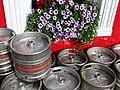 Guinness Barrels with Flower Arrangement - Adare Village - County Limerick - Ireland (43575082951).jpg