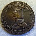 Guldiner, Maximilian I, Holy Roman Empire, 1518 - Bode-Museum - DSC02686.JPG