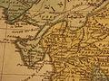 Gulf of Cambay From a map by Gilles Robert de Vaugondy, 1793.jpg