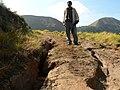 Gully erosion road ATR P1130181.jpg