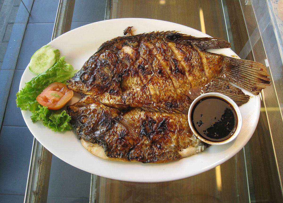 Ikan bakar - Wikipedia bahasa Indonesia, ensiklopedia bebas