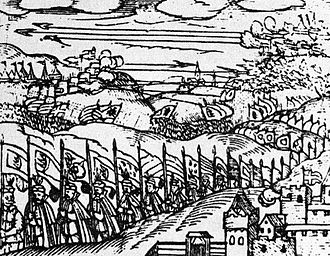 Battle of Guruslău - Image: Guraslau 1601