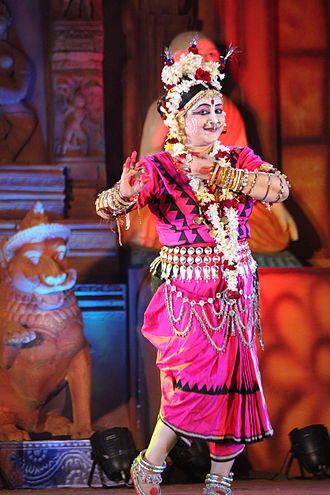 Mahari dance - Mahari dance, one of the important dance forms of Odisha, gave birth to the modern classical dance form of Odissi