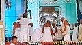 Guru purnima at Mahanam Angan Kolkata.jpg