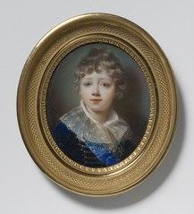 Gustav, 1799-1877, prince of Sweden and Vasa