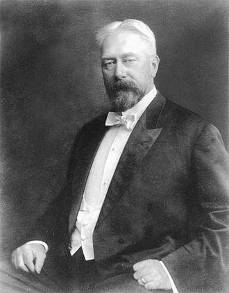 Gustav Lindenthal - Gustav Lindenthal in 1909