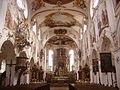 Gutenzell Kloster Gutenzell St. Kosmas & Damian Innen 1.jpg