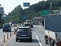 Gyeonggi-Incheon Border sign in ROK National Route 48 Ganghwadaegyo BR(Westward Dir) 3.jpg