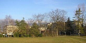Thônex - l'Hôpital des Trois-Chênes