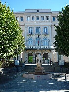 Hôtel de ville de Pont-de-Claix