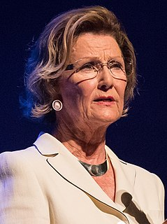 Queen Sonja of Norway Queen consort of Norway