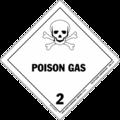HAZMAT Class 2-3 Poisonous Gas.png