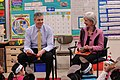 HHS Secretary Sebelius joins U.S. Dept. of Education Secretary Arne Duncan at Rolling Terrace Elementary School in Montgomery County, MD (4).jpg