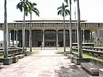 Hawaii State Capitol.