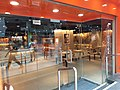 HK 西環 Sai Ying Pun 皇后大道西 292-298 Queen's Road West 八達大廈 Federal Building shop 正街 Centre Street 大快活 Fairwood Restaurant glass door October 2019 SS2 01.jpg