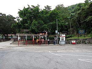 Wong Shek Pier - Wong Shek Pier Bus Terminus