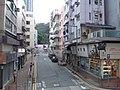 HK tram 7 view 港島東區 Eastern District 西灣河 Sai Wan Ho 筲箕灣道 Shau Kei Wan Road March 2021 SSG 28.jpg