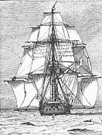 Reassertion of British sovereignty over the Falkland Islands (1833) - HMS Beagle