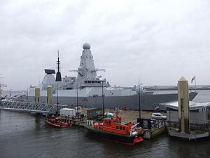 HMS Dragon at Liverpool, 2012-04-29 - DSCF3649.JPG