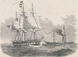 HMS Herald (1822) - 300 px