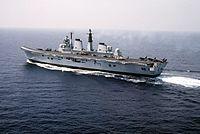 HMS Invincible (R05) Dragon Hammer 90.jpg