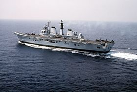 Image illustrative de l'article HMS Invincible (R05)