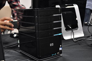 HP MediaSmart Server - HP MediaSmart Server EX490