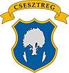 Huy hiệu của Csesztreg