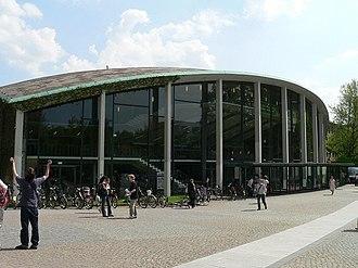 Audimax (University of Hamburg) - Audimax