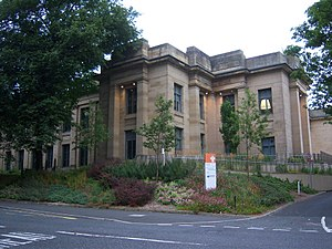 Natural History Society of Northumbria - Hancock Museum (wherein are its offices)