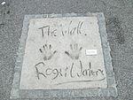 Handprints of Roger Waters in Olympiapark, Munich.JPG