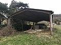 Hangar et vieux objets - rue des Andrés à Saint-Maurice-de-Beynost, Ain, France.jpg