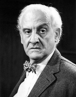 Hans Conried - Conried in The Tony Randall Show, 1977