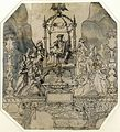 Hans Holbein d. J. - Apollo and the Muses on Parnassus - WGA11603.jpg
