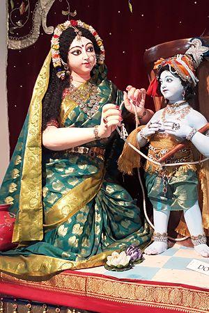 Kuvempunagar - Hare Krishna Temple, Mysore