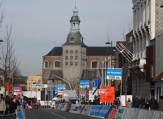 Harelbeke - Driedaagse van West-Vlaanderen, etappe 1, 7 maart 2015, aankomst (A07).JPG