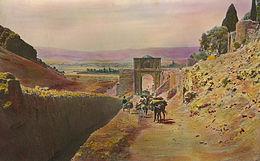 های شهر شیراز دروازه قرآن - ویکیپدیا، دانشنامهٔ آزاد