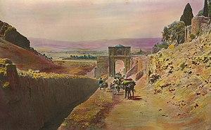 Harold Weston - Qur'an Gate, Harold F. Weston