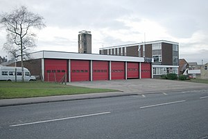 North Yorkshire Fire and Rescue Service - Harrogate fire station