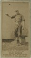 Harry Staley, Pittsburgh Alleghenys, baseball card portrait LCCN2007686944.tif