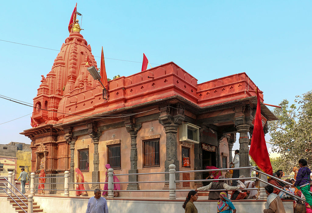 Harsiddhi Mataji Temple