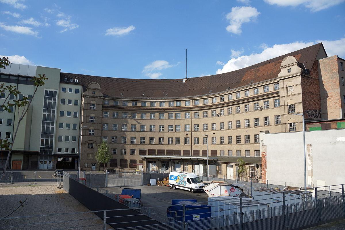 Hauptpost Nürnberg