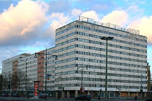 Haus der statistik. berlin-mitte